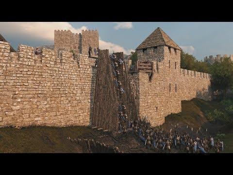 1000 MEN CASTLE DEFENCE - Mount & Blade 2 BANNERLORD  