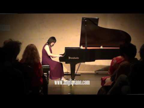 Ang Li Performs Wagner/Liszt: Liebestod