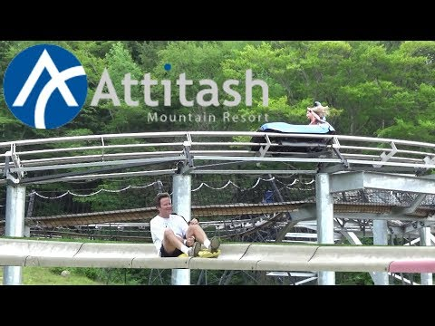 Attitash Mountain Summer Attractions Tour & Review with The Legend