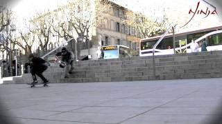 Ollie Ninja / Ollie Boned