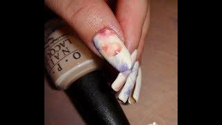 Beautybigbang Milk Bath Nails Regular Nailpolish Non-Gel | Water Decals