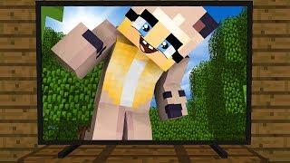 AUSBRECHEN AUS EINEM XXL-FERNSEHER! ✿ Minecraft [Deutsch/HD]