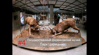4 выпуск/Государственный Дарвиновский музей/Парк Царицыно