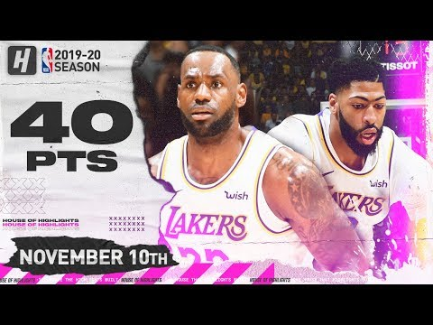 lebron-james-triple-double-&-anthony-davis-full-highlights-vs-raptors-2019.11.10---40-pts-combined!