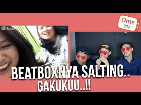 KETIKA BEATBOXER KETEMU CEWE CANTIK !!! BEATBOXNYA SALTING 😂