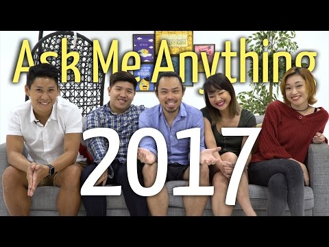 Ask Me Anything 2017