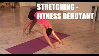 Fitness - Cours de stretching débutant