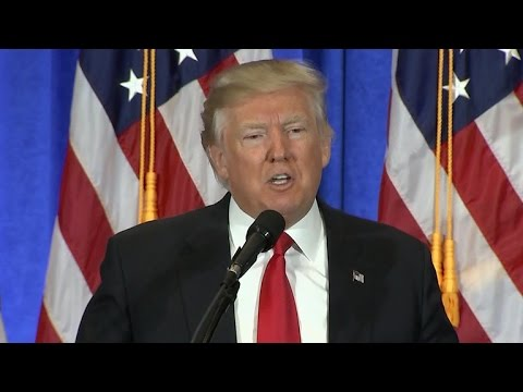 Trump compares intel leaks to Nazi Germany