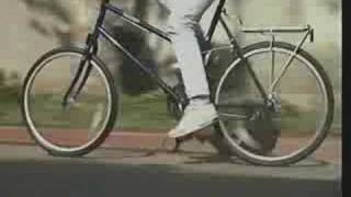 Revolutionary Bicycle, circa 1992