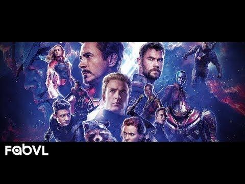 """Avengers: Endgame Song   """"Endgame"""" (Marvel)   FabvL & Divide Music"""