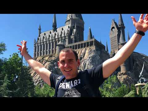 Harry Potter Orlando fr the wizarding world of Harry Potter