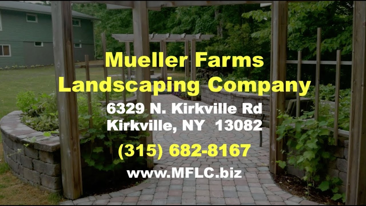 Mueller Farms Landscaping Company -- Reviews -- Syracuse NY Landscapers  Reviews - Mueller Farms Landscaping Company -- Reviews -- Syracuse NY