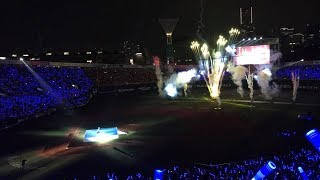 2017.5.25 Yokohama DeNA BayStars vs Chunichi Dragons 『BLUE LIGHT S...