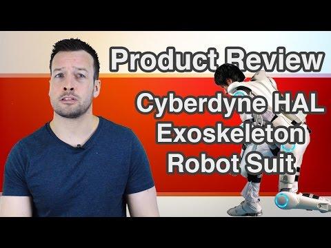 Cyberdyne HAL Exoskeleton Robot Suit