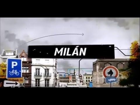 Capitales del Fútbol Milan