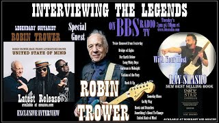 Robin Trower New Album & Show Dates!