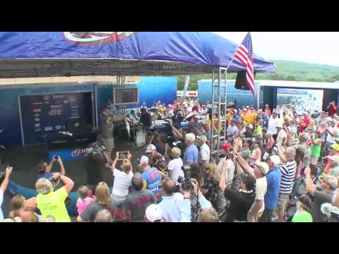 2013 FLW Tour Lake Chickamauga Winning Moment