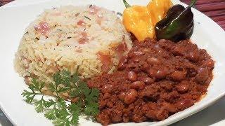 Chili Con Carne Recipe - Mark's Cuisine #54