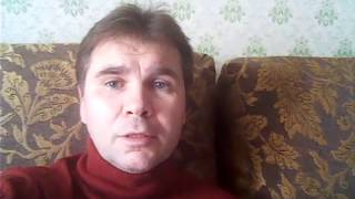 Коментарий папы к видео: Оля в