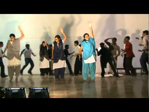 MSEC Farewell 2008 - Boys on Stage.flv