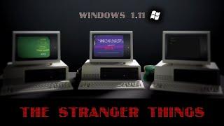 Windows 1.11 | The Stranger Things