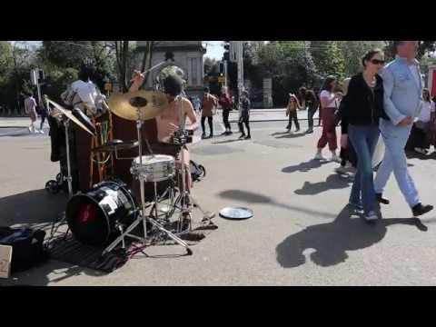 Jason McNamara On Drums