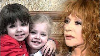 СМИ: рассекречена суррогатная мать детей Галкина и Пугачевой
