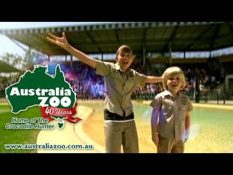 Australia Zoo TV commercial - January 2011