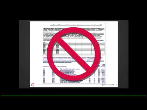 2015 Workers' COMP   Fees, Methods, & Regulations | Webinar