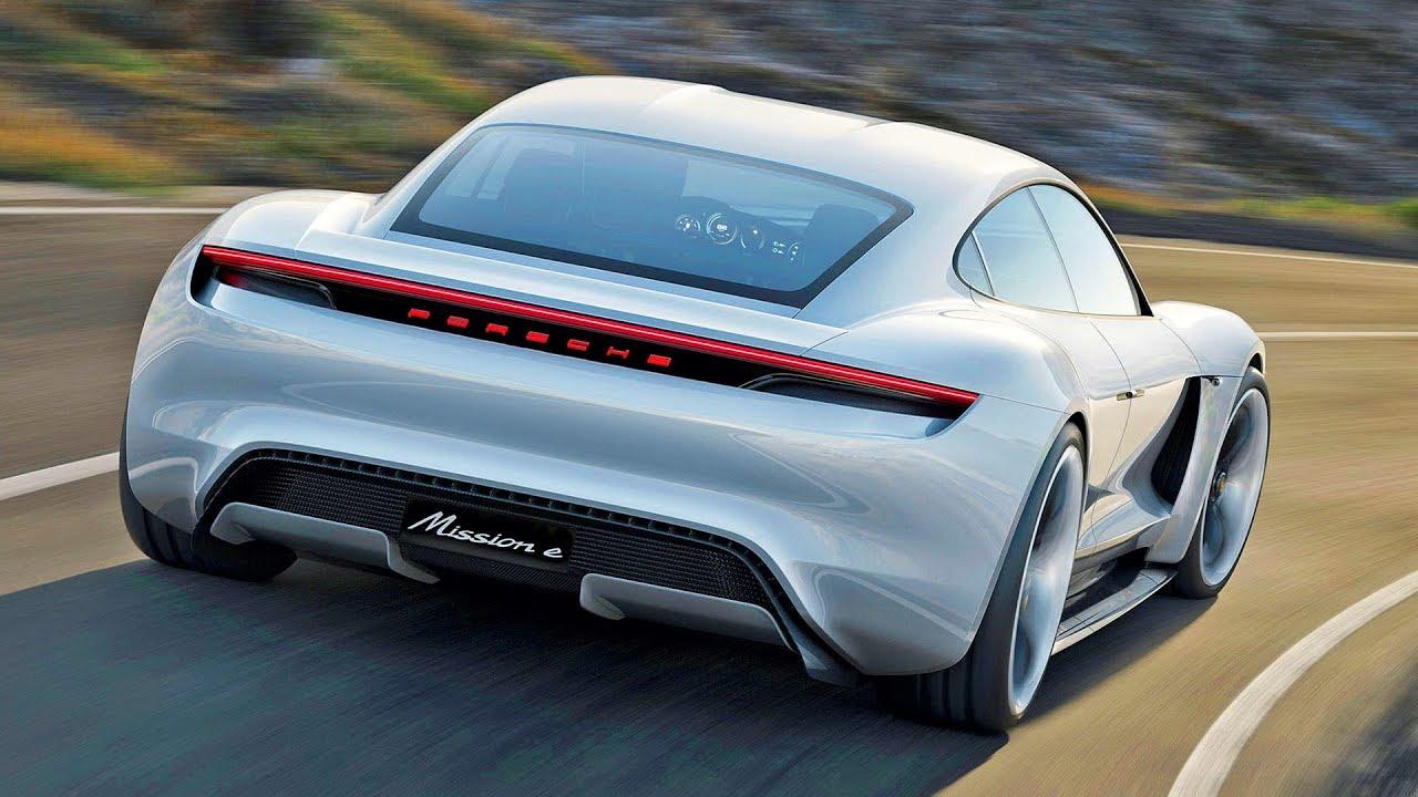 Missione Porsche Electriccar