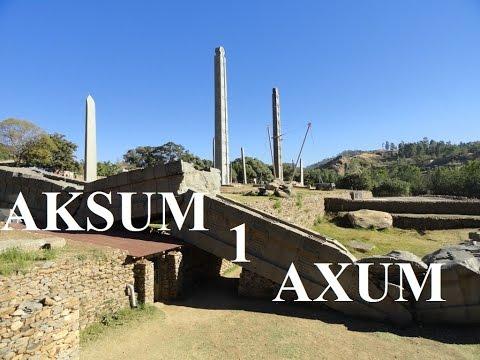 Ethiopia Axum (Aksum 1) Part 14