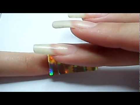 Nail Art Foils Tutorial
