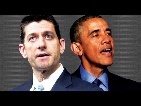 Paul Ryan: Obama Proves