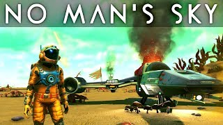 NO MAN'S SKY NEXT #01 | Verschollen im Weltall | Gameplay German Deutsch thumbnail
