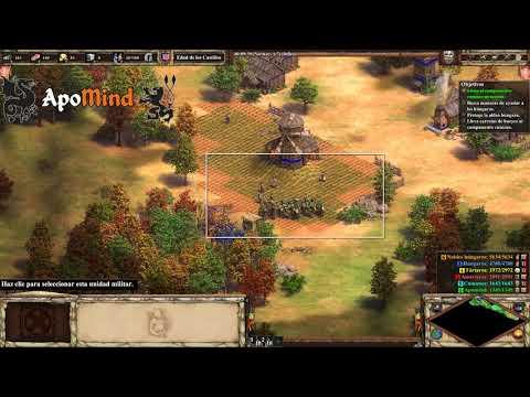 4. Ojo por ojo [DIFÍCIL] Koten Khan - Age of Empires II: Definitive Edition [AoE2DE]