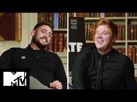 Michael Socha And Danny Morgan Go Speed Dating!  MTV Movies