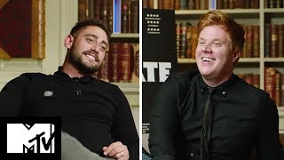 Michael Socha And Danny Morgan Go Speed Dating! | MTV Movies