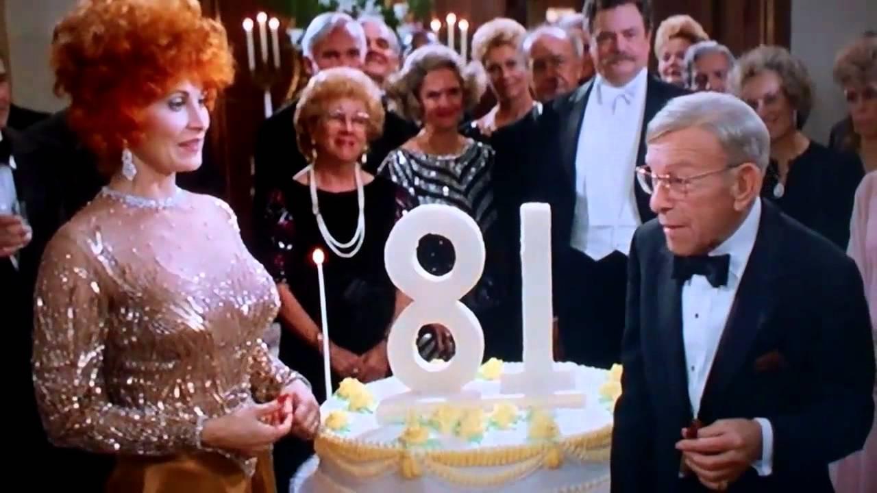 18 Again - George Burns - Happy Birthday Song - YouTube