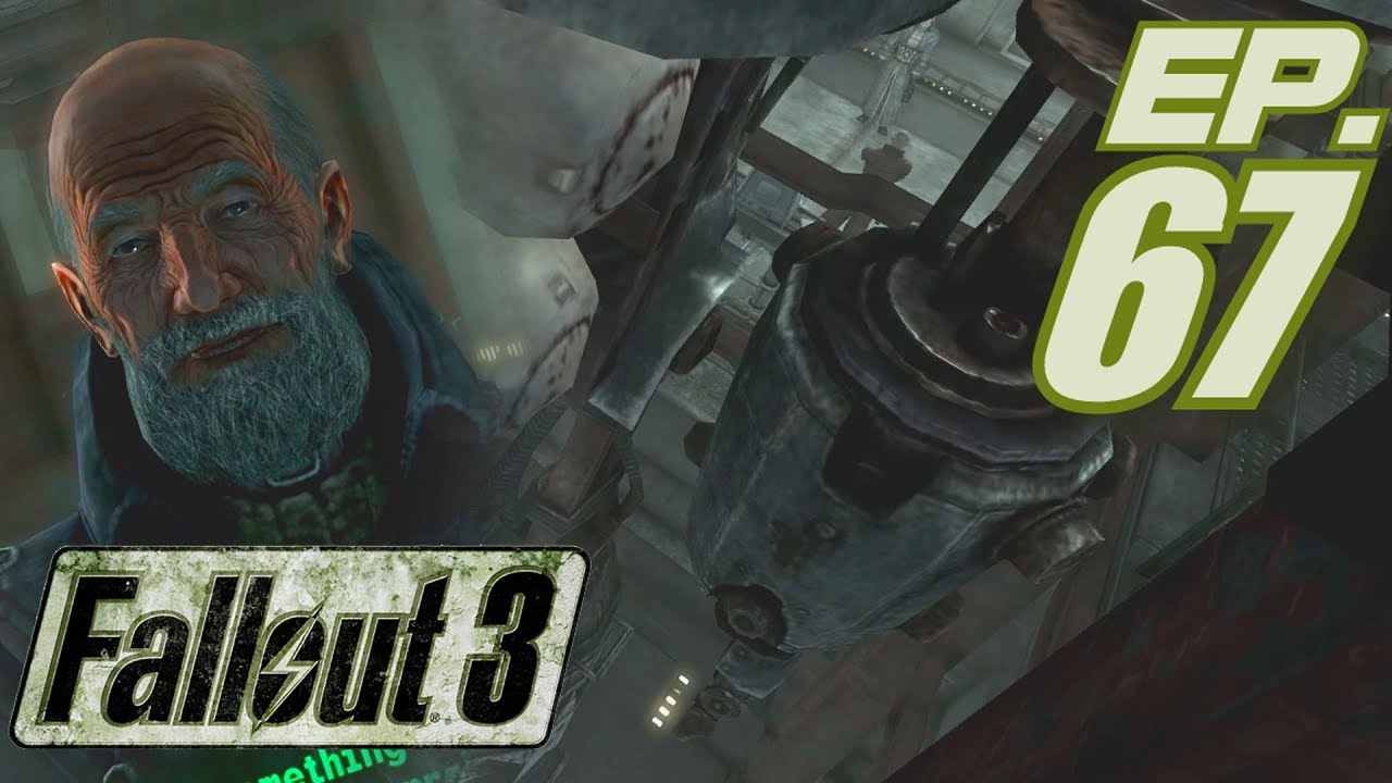 fallout 3 how to get into the brotherhood of steel