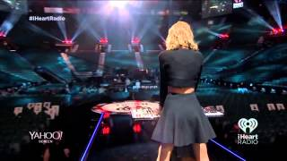 Repeat youtube video Love Story iHeartRadio Festival 2014 Rehearsal Video