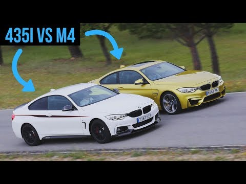 BMW 435i VS M4! Which One Is Right For You?