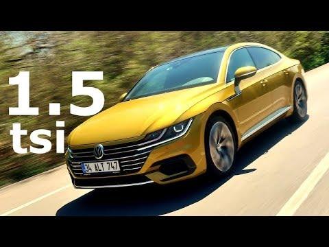 Test - VW Arteon 1.5 Tsi