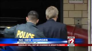 No new charges in Brady death for Reagan shooter