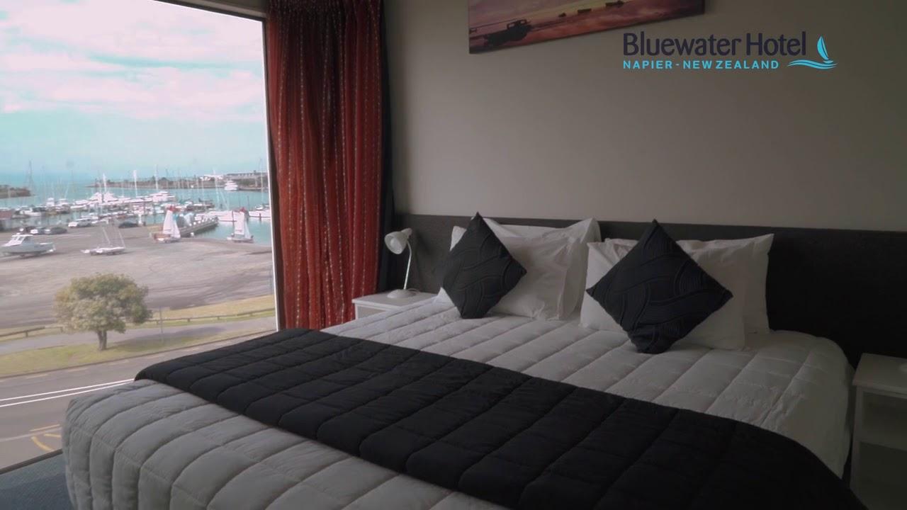 Napier Hotels Hawke's Bay, New Zealand   Bluewater Hotel Napier