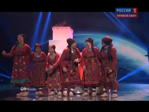 Buranovskiye Babushki - Party For Everybody - Live - 2012 Eurovision Song Contest Semi Final 1