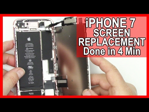 how-to:-iphone-7-screen-replacement-done-in-4-minutes