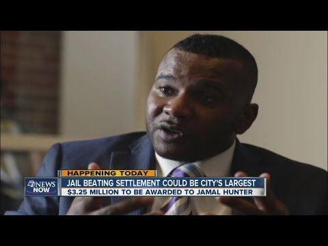 City to approve $3.25M jail beating settlement