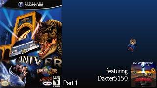 Universal Studios Theme Parks Adventure (GCN) Gameplay Part 1 feat. Daxter5150