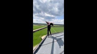 Sowas wie n VLOG #8 | Flug zu meinem süßen Wasserturm