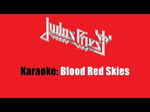 Karaoke: Judas Priest / Blood Red Skies